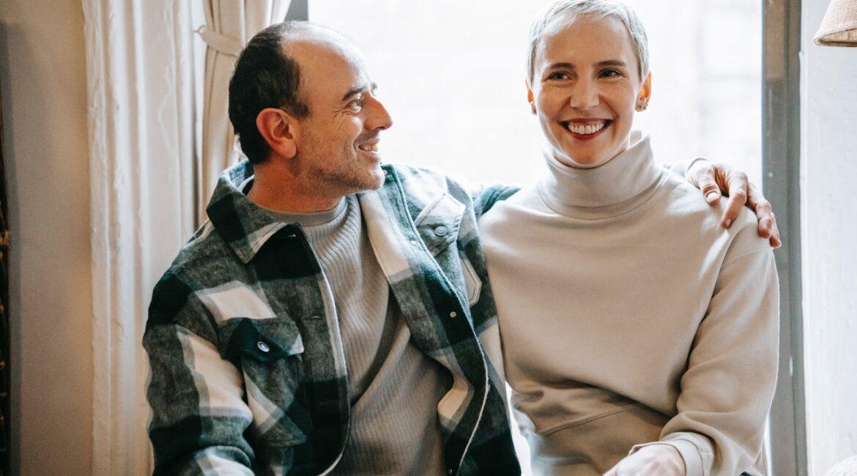 pareja cancer compasión